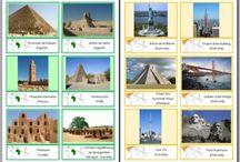 monuments del mon