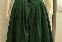 Early Tudor Women's Clothing