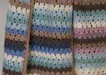 Crochet Blankets/Afghans / by Michelle Walker