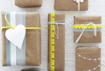 Packaging & Crafties / by Jess Gon Sas