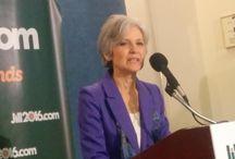 Florida for Jill Stein 2016 / by Anita Stewart