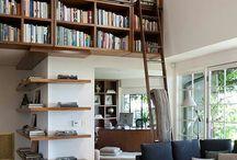 Bookshelves - Estanterías