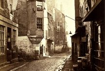 Old Edinburgh / Pictures of Edinburgh in days gone by