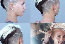 disegni nei capelli