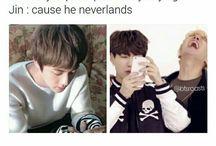 Jin jokes