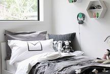 • HOME INSPIRATION | Children Bedrooms