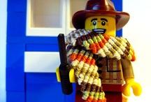 Lego / by Sandy Lumsden