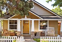 California Bungalow / New NBI Client Project ~ Preservation of Craftman Art & Craft Home. History At The Helm Of The Design