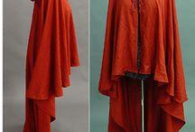 Cloaks/Capes