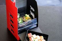 Opakowanie sushi