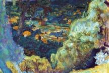 Pierre Bonnard and Édouard Vuillard