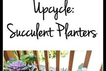 Thrift Store Upcycles / Upcycle, thrift store projects, repurpose, makeover,
