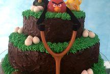 Aniversário Angry birds - João Vitor 6 anos
