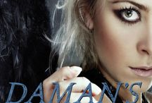 Daman's Angel / Daman Quade wants to die, but when he does an angel rescues him - an angel who doesn't remember who she is or what she was doing in that dark alley.... http://www.amazon.com/Damans-Angel-Charmaine-Ross/dp/1440562741/ref=sr_1_6?s=books&ie=UTF8&qid=1413079371&sr=1-6&keywords=charmaine+ross