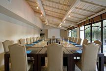 Séminaire Provence / L'hotel restaurant la Benvengudo vous accueille pour vos séminaires, évènements professionnel, lancements de produits / by Hôtel Benvengudo**** Les Baux de Provence