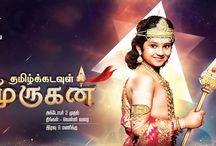 'Tamil Kadavul Murugan' Serial on Star Vijay Tv Wiki Cast,Plot,Timing,Song