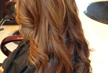 Val's hair