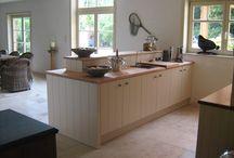 keuken / Keukens, kookeilanden, keuken inrichting.