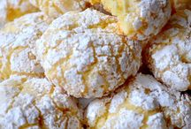 Biscuits citrons