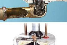Plumbing / Plumbing repairs and ideas.