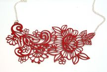 'Estella' by Robin Wells Jewellery / Fun lightweight colourful fashion jewellery by Robin Wells, made under the brand 'Estella'
