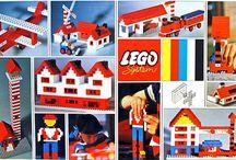 Lego verzamelingen