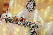 свадебные президиум