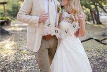 ślubne inspiracje-banery girlandy