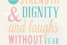 Quotes for the Nursery Decor / Sayings and signs that are cute in the baby's room