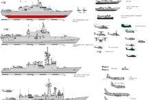 Perfiles de barcos