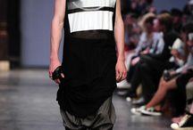 Paris Fashion Week / #SS16