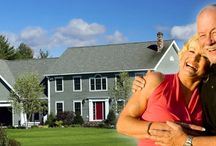 Reverse Mortgage / With Reverse Mortgage loans, seniors who are struggling and lack fixed monthly income have the opportunity to receive monthly or lump sum payments.  http://mortgagereverse.org/