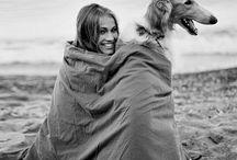 Life is better with a dog / Beauty  / by Aleksandra Blocinska Pereira