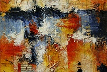 Other Artists / Even if my style isn't like theirs, these are artists' whose work I love to study / by Gail Stivers-Abstract Artist