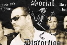 Social Distortion / Check out our latest Social Distortion merchandise selection including Social Distortion t-shirts, posters, gifts, glassware, and more.