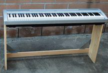 coffrage piano