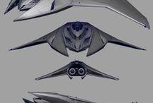 sci-fi: starships