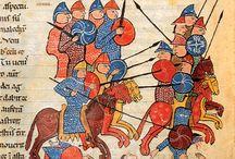 Batalles medievals