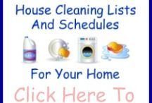 Cleaning/Organizing/Fiances & More
