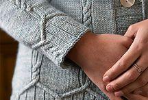 Вязание кофты
