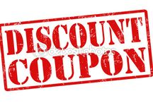 Discount Coupon / Enjoy your shopping with the few discount coupon.