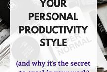 Productivity / Tips, advice, pins and posts about increasing productivity and time management.