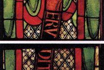 1126-1150 Germanic / High Middle Ages [or High Medieval Era] (c 1101 - c 1300) / by Heather Clark (Kirstyn von Augsburg)