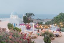 Santorini Wedding II