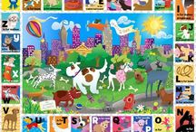 Kids Jigsaw Puzzles / Kids Puzzles for Children aged 3 to 10 years old.
