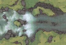 Combat Maps