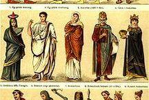 Mode à travers les époques / Histoire de la mode