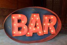 Home - bar inspiration