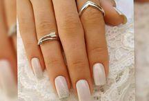 Anéis / Tendências: Multi Anéis – Moda de anéis para todos os dedos.