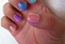 Mes manucures NPA / NPA, je vous montre mes ongles...!